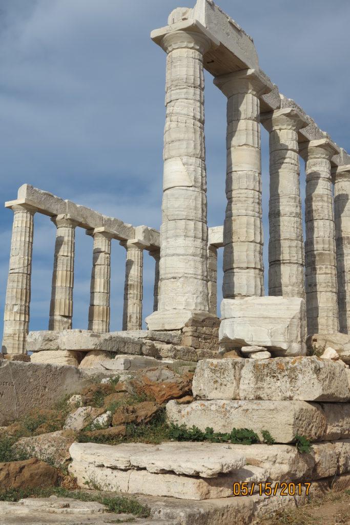 Temple of Hercules Greece 2017
